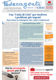 Notiziario FederAgenti Aprile 2019