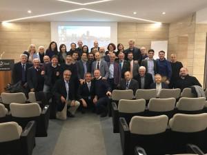 Consiglio Direttivo Roma, Aprile 2018