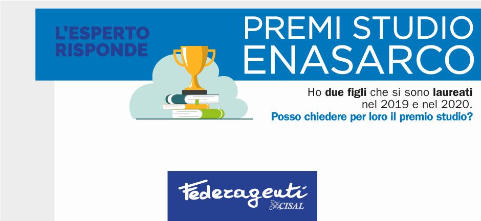 Federagenti - Premi studio Enasarco 2021