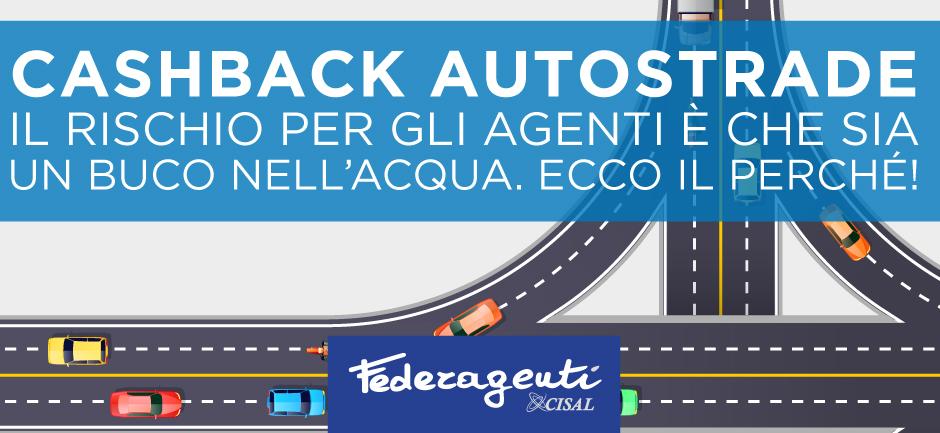 Federagenti - Cashback autostrade per agenti di commercio